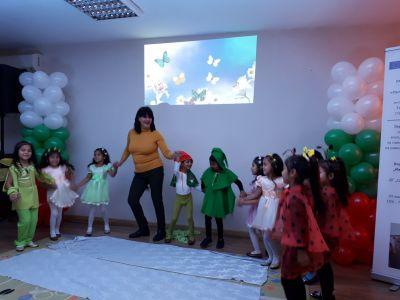 Заключителен концерт - ДГ Лилия - Пловдив